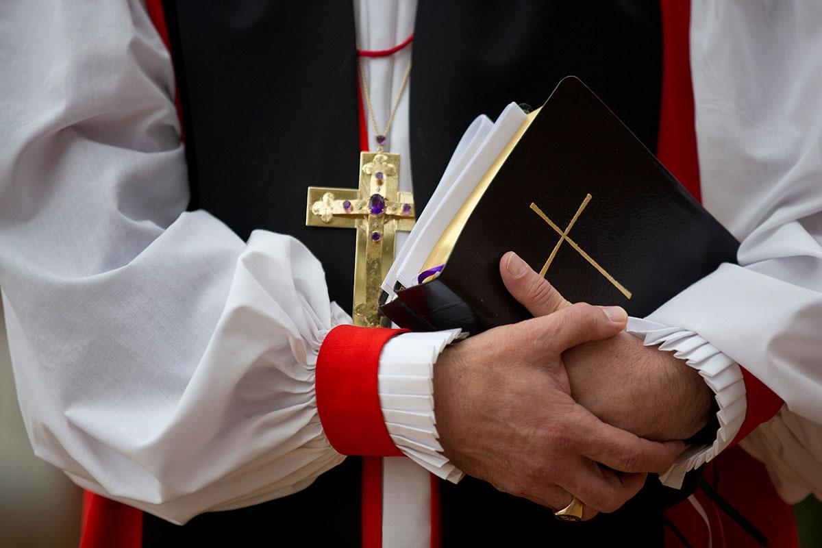 details of bishop